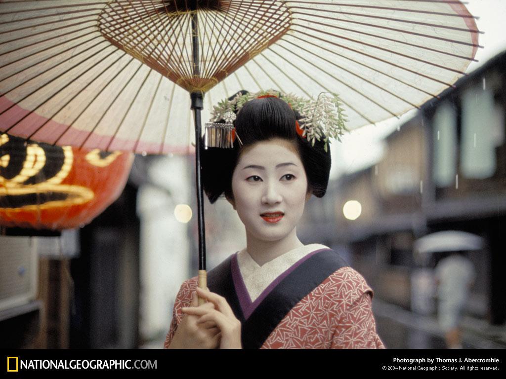 I D Love To Become A Geisha The Impala Diaries