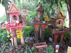 Shrine's In Thailand